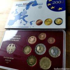 Monedas antiguas de Europa: SET EUROS PROOF 135000EJ. ALEMANIA 2002G. Lote 195432098