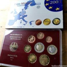 Monedas antiguas de Europa: SET EUROS PROOF 180000EJ. ALEMANIA 2003A. Lote 195432160
