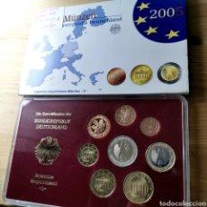 Monedas antiguas de Europa: SET EUROS PROOF 85000EJ. ALEMANIA 2005D. Lote 195432203