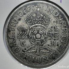Monedas antiguas de Europa: 2 CHELINES PLATA 1943 LA DE LA FOTO . Lote 195435362