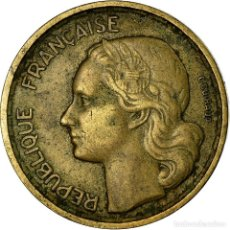 Monedas antiguas de Europa: MONEDA, FRANCIA, GUIRAUD, 10 FRANCS, 1954, PARIS, MBC, ALUMINIO - BRONCE. Lote 195435370