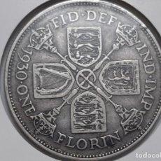Monedas antiguas de Europa: 2 FLORINES PLATA 1930 LA DE LA FOTO . Lote 195435610