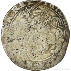 Monedas antiguas de Europa: MONEDA, PAÍSES BAJOS ESPAÑOLES, BRABANT, PHILIP IV, ESCALIN, 162(-), UNCERTAIN. Lote 195438833