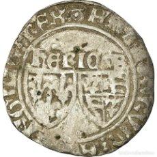 Monedas antiguas de Europa: MONEDA, FRANCIA, HENRI VI DE LANCASTRE, BLANC AUX ÉCUS, TROYES, BC+, VELLÓN. Lote 195439683