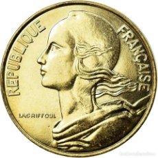 Monedas antiguas de Europa: MONEDA, FRANCIA, MARIANNE, 10 CENTIMES, 1999, PARIS, FDC, ALUMINIO - BRONCE. Lote 195439298