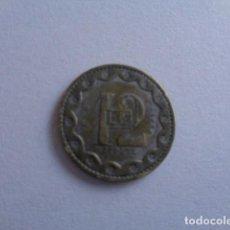 Monedas antiguas de Europa: FRANCIA? RARA FICHA. RUSSOZ, PARIS. 20 CENTS. Lote 195442305