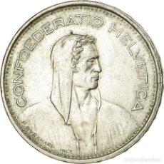 Monedas antiguas de Europa: MONEDA, SUIZA, 5 FRANCS, 1966, BERN, MBC+, PLATA, KM:40. Lote 195442351