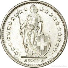 Monedas antiguas de Europa: MONEDA, SUIZA, 2 FRANCS, 1967, BERN, EBC+, PLATA, KM:21. Lote 195443366