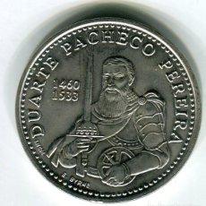 Monedas antiguas de Europa: REPUBLICA PORTUGUESA 200 ESCUDOS AÑO 1999 -CONMEMORATIVA- -SE ENVIA LA MISMA MONEDA DE LAS IMAGENES-. Lote 195505488