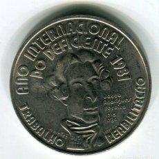 Monedas antiguas de Europa: REPUBLICA PORTUGUESA 10 ESCUDOS AÑO 1981 -CONMEMORATIVA- -SE ENVIA LA MISMA MONEDA DE LAS IMAGENES-. Lote 195505577