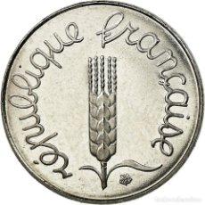 Monedas antiguas de Europa: MONEDA, FRANCIA, ÉPI, CENTIME, 1991, PARIS, PROOF, FDC, ACERO INOXIDABLE. Lote 195523708