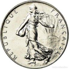 Monedas antiguas de Europa: MONEDA, FRANCIA, SEMEUSE, FRANC, 1998, PARIS, FDC, NÍQUEL, KM:925.1. Lote 195523978