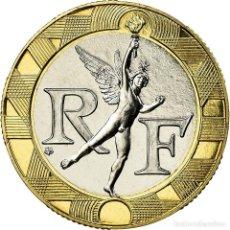 Monedas antiguas de Europa: MONEDA, FRANCIA, GÉNIE, 10 FRANCS, 1998, PARIS, FDC, ALUMINIO - BRONCE. Lote 195523992