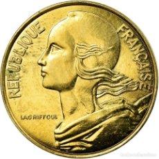 Monedas antiguas de Europa: MONEDA, FRANCIA, MARIANNE, 10 CENTIMES, 1997, PARIS, FDC, ALUMINIO - BRONCE. Lote 195523996