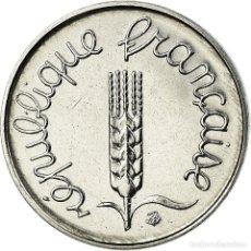 Monedas antiguas de Europa: MONEDA, FRANCIA, ÉPI, CENTIME, 1989, PARIS, FDC, ACERO INOXIDABLE, KM:928. Lote 195524333