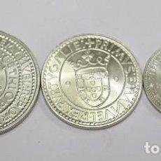 Monedas antiguas de Europa: 35,, SERIE MONEDAS DE PORTUGAL , 1000,750 Y 500 ESCUDOS AÑO 1983, CONSERVACION S/C. Lote 195541955