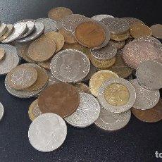 Monedas antiguas de Europa: 200 MONEDAS DEL MUNDO VARIADAS. Lote 195552231