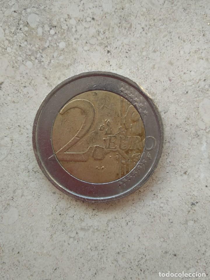 Monedas antiguas de Europa: Vendo Moneda de 2,00€ Italiana con la Cara del Indio.(Negociable). - Foto 2 - 196318550