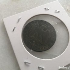 Monedas antiguas de Europa: FRANCIA. 5 CENTIMES. NAPOLEON III EMPEREUR. 1856. Lote 197398466