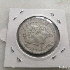 Monedas antiguas de Europa: MONEDA FRANCIA 5 FRANCS AÑO 1945. Lote 197399095