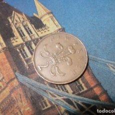 Monedas antiguas de Europa: 2 NEW PENCE ELIZABETH II. BRONCE. GRAN BRETAÑA. AÑO 1971. Lote 197703538