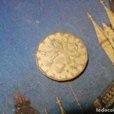 Monedas antiguas de Europa: AÑO 1993 REPUBLIKA CESKA 20 KC. Lote 197703792
