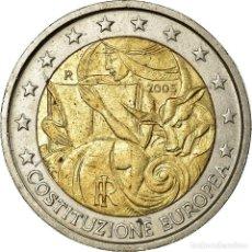 Monedas antiguas de Europa: ITALIA, 2 EURO, 2005, MBC, BIMETÁLICO, KM:217. Lote 199082772