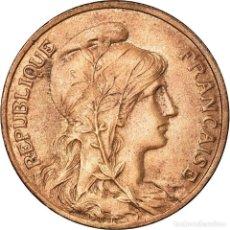 Monedas antiguas de Europa: MONEDA, FRANCIA, DUPUIS, 10 CENTIMES, 1913, PARIS, EBC, BRONCE, KM:843. Lote 199083695