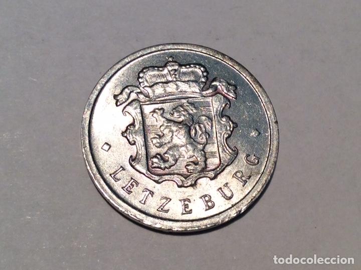 Monedas antiguas de Europa: 25 c mes 1967 Luxemburgo Ref222 - Foto 2 - 199333616