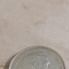 Monedas antiguas de Europa: DOS CORONAS CRISTIAN NOVENO 1888 PLATA. Lote 200300590