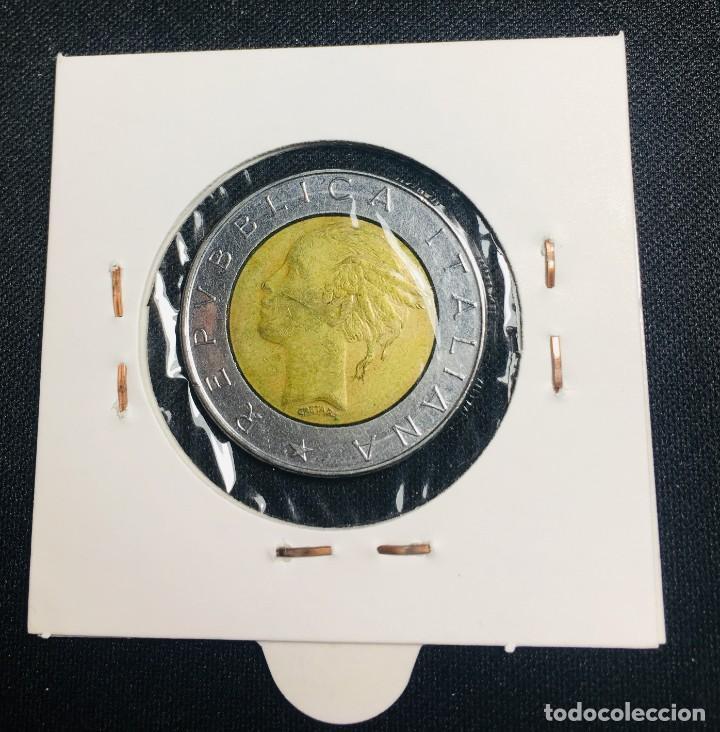 Monedas antiguas de Europa: ITALIA 500 LIRE 1982 - Foto 2 - 200364170