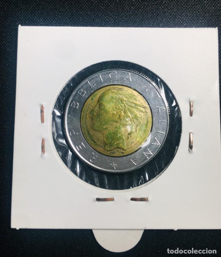 Monedas antiguas de Europa: ITALIA 500 LIRE 1984 - Foto 2 - 200521770