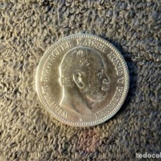 Monedas antiguas de Europa: ALEMANIA - 2 MARCOS 1876 A - WILHELM I. Lote 201193647