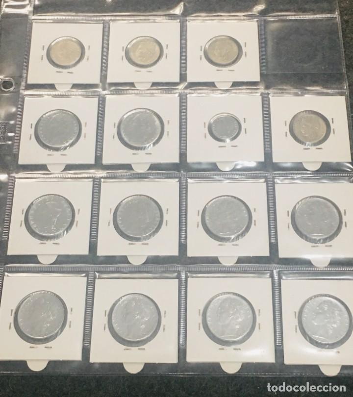 Monedas antiguas de Europa: ITALIA: LOTE DE 15 MONEDAS DE 100 LIRE CON DIFERENTES FECHAS - Foto 2 - 201219640