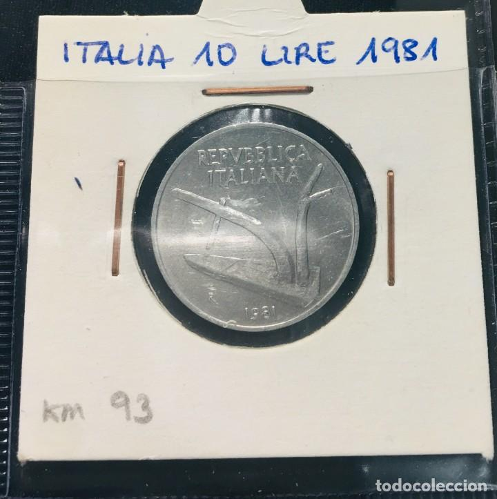 Monedas antiguas de Europa: ITALIA: LOTE DE 13 MONEDAS ANTIGUAS CON DIFERENTES FECHAS - Foto 4 - 201218905