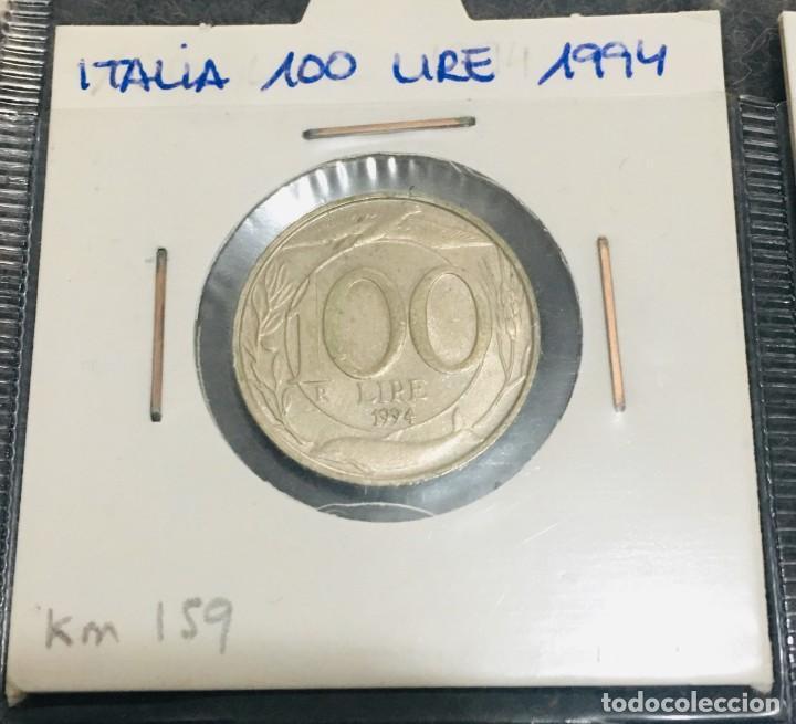 Monedas antiguas de Europa: ITALIA: LOTE DE 15 MONEDAS DE 100 LIRE CON DIFERENTES FECHAS - Foto 5 - 201219640