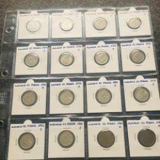 Monedas antiguas de Europa: ALEMANIA LOTE DE 20 MONEDAS DE 50-20-10 PFENNIG DE DIFERENTES FECHAS. Lote 201489366
