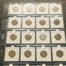 Monedas antiguas de Europa: ALEMANIA LOTE DE 20 MONEDAS DE 10 PFENNIG DE DIFERENTES FECHAS. Lote 201490406