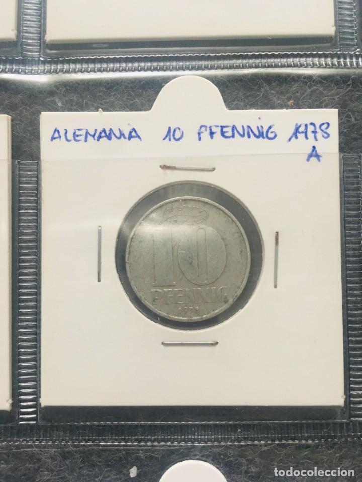 Monedas antiguas de Europa: ALEMANIA LOTE DE 20 MONEDAS DE 10 PFENNIG DE DIFERENTES FECHAS - Foto 4 - 201490406