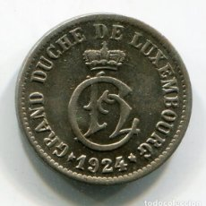 Monedas antiguas de Europa: LUXEMBURGO - 5 CENTIMOS 1924. Lote 201762856