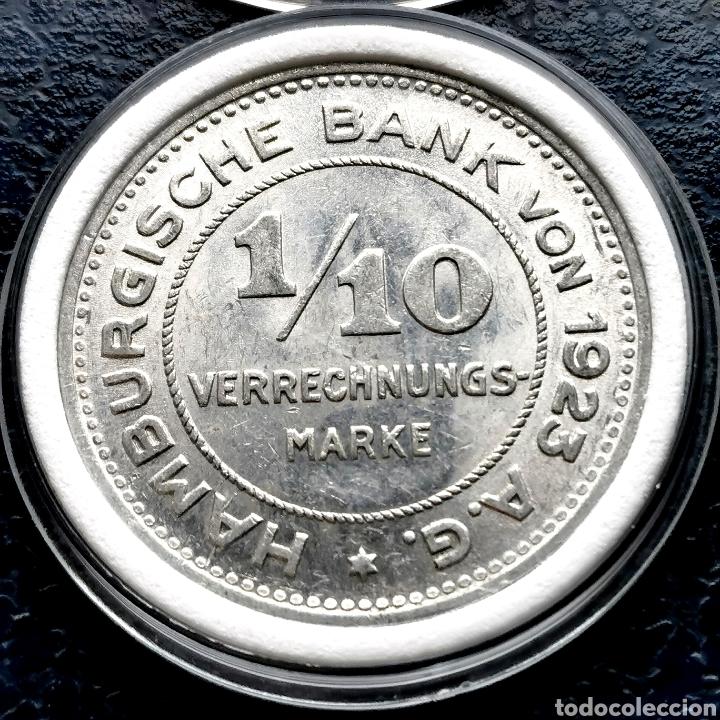 Monedas antiguas de Europa: DIFÍCIL Y MÁS ASÍ. SC- Y SIN CIRCULAR. Alemania notgeld 1923. Ver descripción - Foto 5 - 201285161
