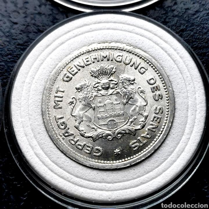 Monedas antiguas de Europa: DIFÍCIL Y MÁS ASÍ. SC- Y SIN CIRCULAR. Alemania notgeld 1923. Ver descripción - Foto 10 - 201285161