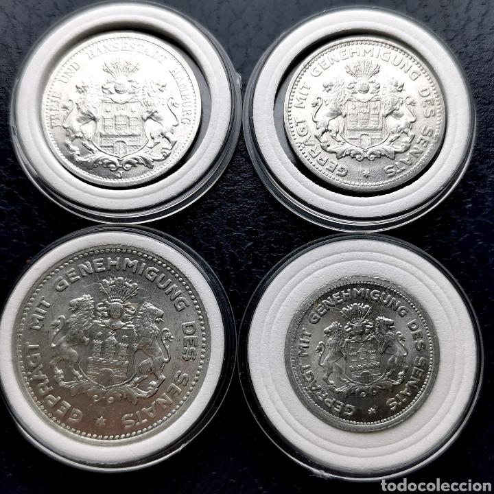 DIFÍCIL Y MÁS ASÍ. SC- Y SIN CIRCULAR. ALEMANIA NOTGELD 1923. VER DESCRIPCIÓN (Numismática - Extranjeras - Europa)