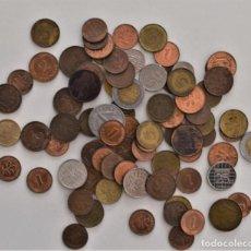 Monedas antiguas de Europa: LOTE MONEDAS ALEMANIA, HOLANDA, FRANCIA E INGLATERRA - VER RELACIÓN - A ESTUDIAR. Lote 202873917