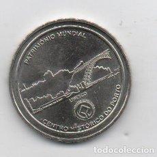 Monedas antiguas de Europa: MONEDA PORTUGUESA DE 2,50-AÑO 2008-VER FOTOS. Lote 203002862