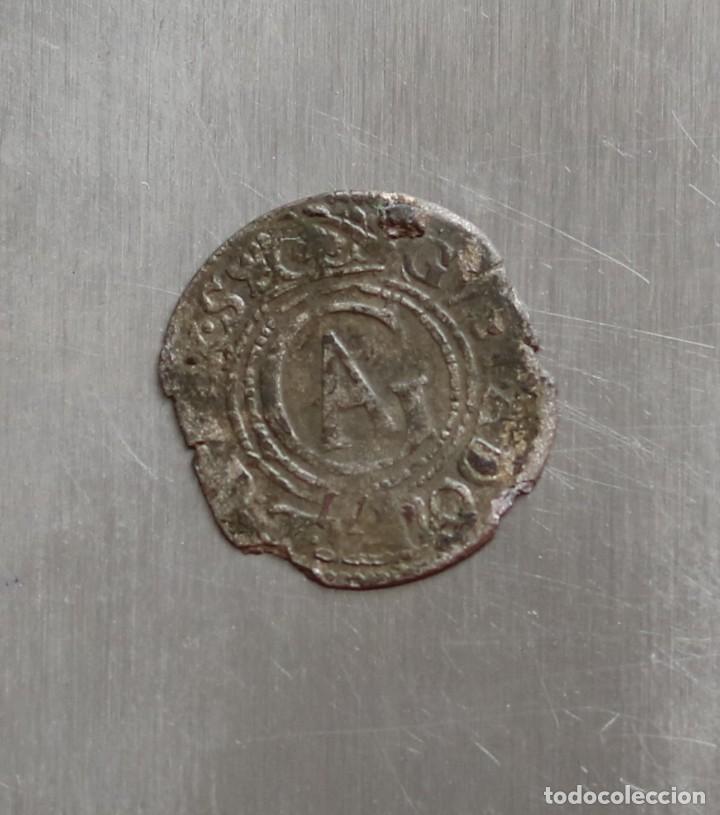 SOLIDO DE PLATA 1625 RIGA (Numismática - Extranjeras - Europa)