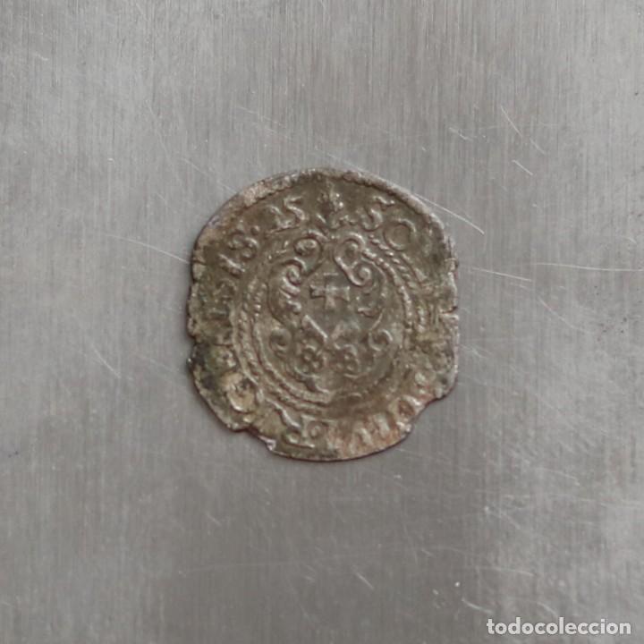Monedas antiguas de Europa: SOLIDO DE PLATA 1625 RIGA - Foto 2 - 166328622