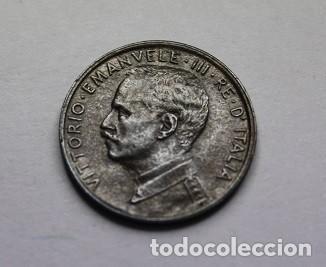 297,, RARA MONEDA DE ITALIA, 1 CENT 1916. CONSERVACION MBC+ MUY BONITA (Numismática - Extranjeras - Europa)