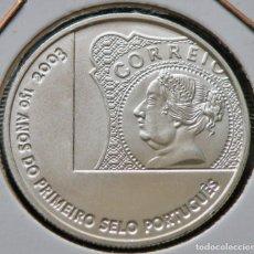 Monedas antiguas de Europa: PORTUGAL 5 EUROS 2003 PLATA SIN CIRCULAR. Lote 204325228
