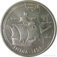Monedas antiguas de Europa: PORTUGAL, 200 ESCUDOS 1998 - INDIA.. Lote 204355015